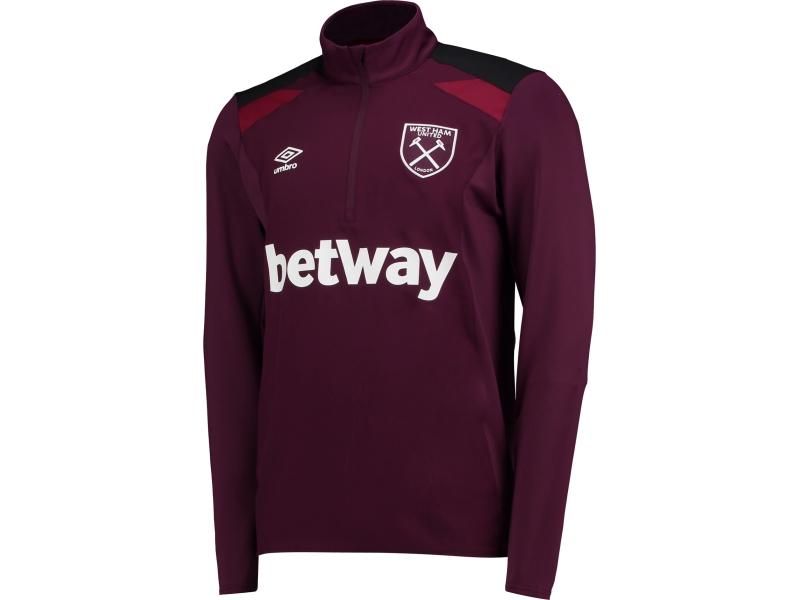 West Ham United Umbro mikina (17-18) fd297f15c76