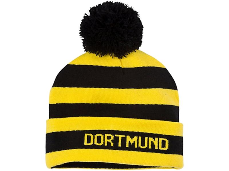 56ebac28074 Borussia Dortmund Puma zimní čepice (15-16)